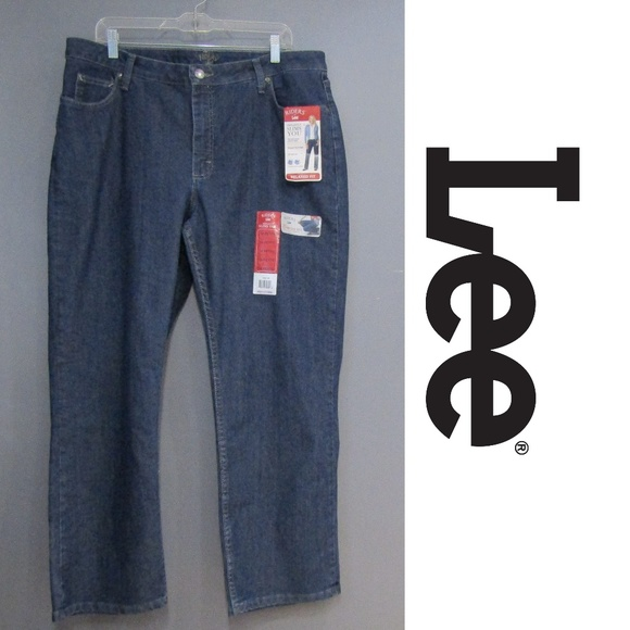 17987de3 Lee Jeans | New Riders Instantly Slims You Relaxed | Poshmark